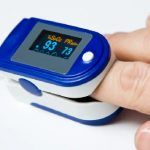 pulse oximeter use covid 19 patient