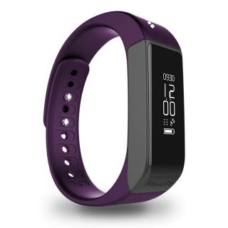 features of fitness band tracker