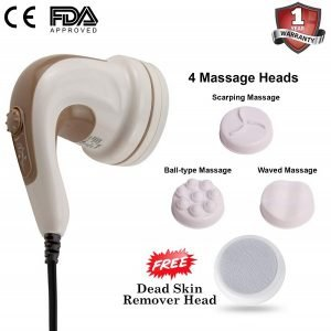 hand held electric massager