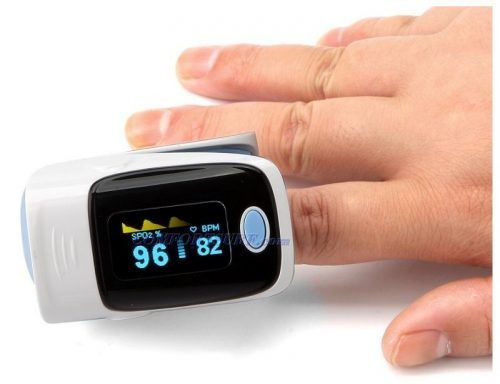 Pulse Oximeter SPO2 blood oxygen monitor measurement