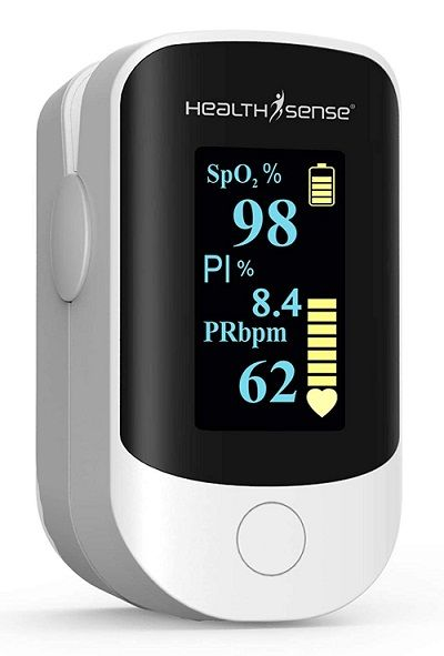 HealthSense Pulse Oximeter