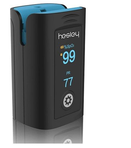 Hesley Pulse oximeter curetechie review